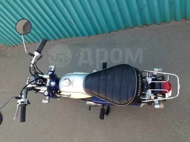 Honda Monkey. 49куб. см., исправен, без птс, без пробега
