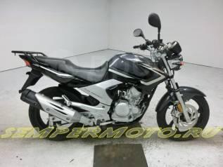 Yamaha YBR 250. 250куб. см., исправен, птс, без пробега