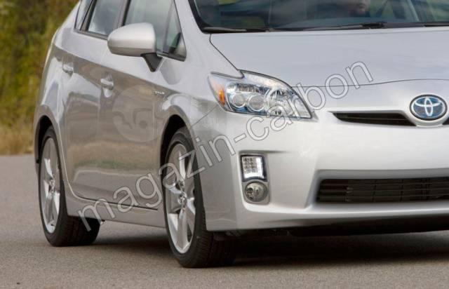 Ходовые огни. Toyota Prius, NHW20 Двигатель 1NZFXE