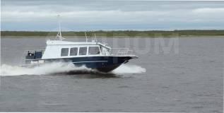 Barents. 2018 год год, длина 10,00м., двигатель стационарный, 480,00л.с., дизель. Под заказ
