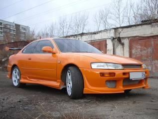 Обвес кузова аэродинамический. Toyota Corolla Levin, AE101. Под заказ