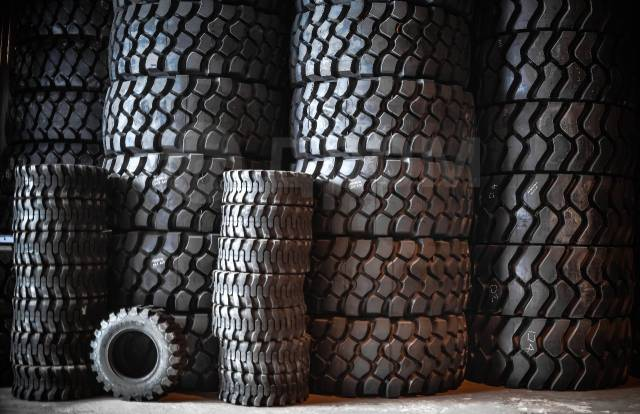 Крупногабаритные шины в компании Арден