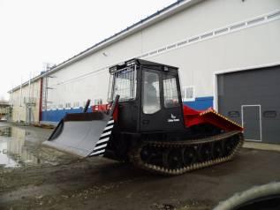 АТЗ ТТ-4М. Трелевочный трактор, 11 000куб. см.