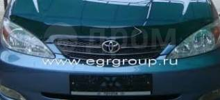 Дефлектор капота. Toyota Camry, ACV30, ACV30L, ACV31, ACV35, MCV30, MCV30L Двигатели: 1AZFE, 1MZFE, 2AZFE, 3MZFE
