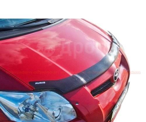 Дефлектор капота. Toyota Auris