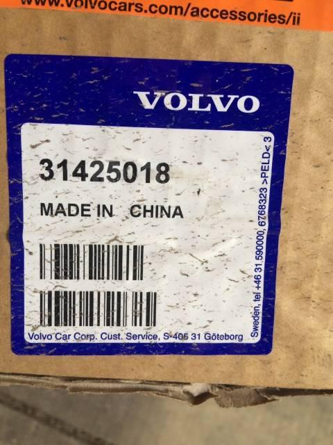 Насадка на глушитель. Volvo XC60, DZ, DZ31, DZ40, DZ81, DZ82, DZ90 Двигатели: B4204T11, B4204T9, B5254T12, B6304T4, D4204T4, D5204T7, D5244T12, D5244T...