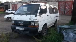 Toyota Hiace. LH102, 2L