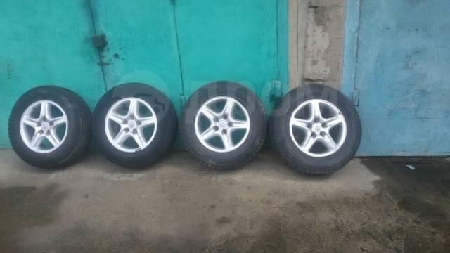 """Продам 4 колеса R16.215.70. 6.5x16"""" 5x114.30 ET35"""