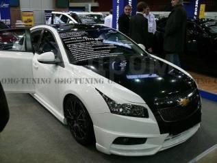 Обвес кузова аэродинамический. Chevrolet Cruze, J300, J305. Под заказ