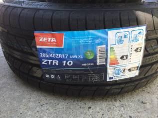 Zeta ZTR10. Летние, без износа, 1 шт
