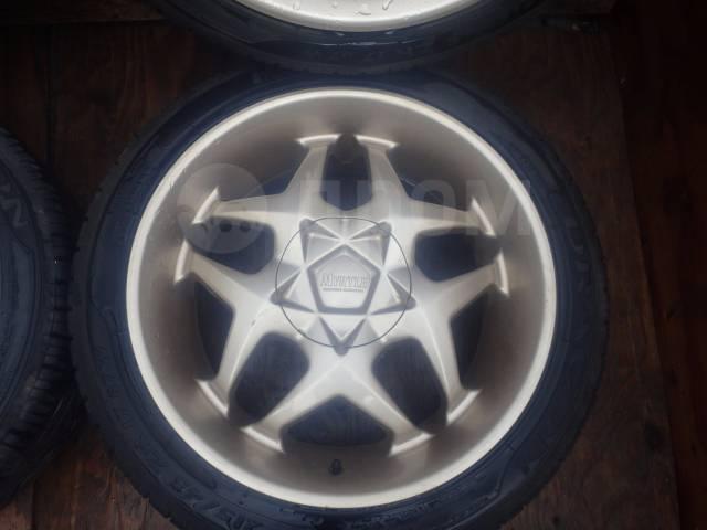 """Колеса R17 с Toyota Caldina Premio Will VS Celica OPA. 6.5x17"""" 4x100.00, 5x100.00, 5x114.30 ET0"""