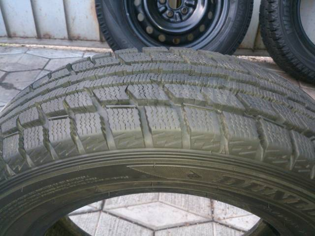 Dunlop Graspic DS2. Зимние, без шипов, 5%, 4 шт