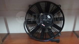 Вентилятор охлаждения радиатора. Лада Приора Лада Калина, 1118