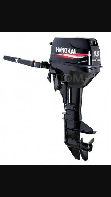 Hangkai. 9,80л.с., 2-тактный, бензиновый, нога S (381 мм), 2017 год год