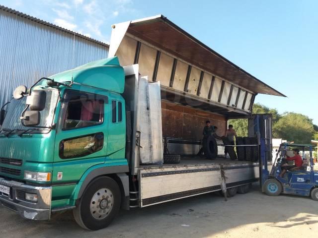 Фургоны-бабочки 5-15тон. Доставка грузов по ДВ