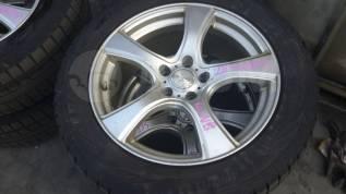 "Комплект колес R18 резина 225/55/R18. x18"" 5x114.30 ЦО 73,0мм. Под заказ"