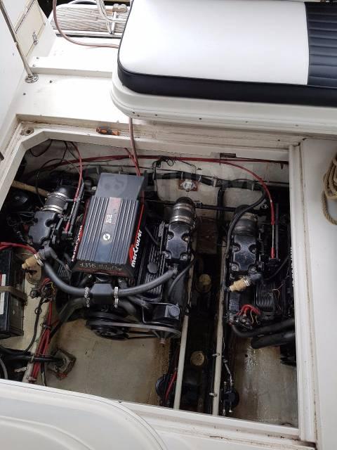 Wellcraft. 1991 год год, длина 9,00м., двигатель стационарный, 380,00л.с., бензин