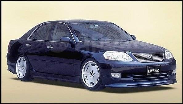 Губа. Toyota Mark II, GX110, GX115, JZX110, JZX115