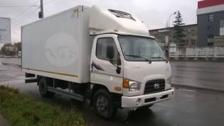 Hyundai HD78. Изотермический фургон , 3 907куб. см., 3 800кг.
