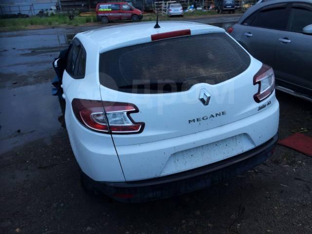 Renault Megane. K9K