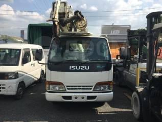 Isuzu Elf. буровая D502ая. Двигатель 4HG1., 4 600куб. см., 3 000кг. Под заказ