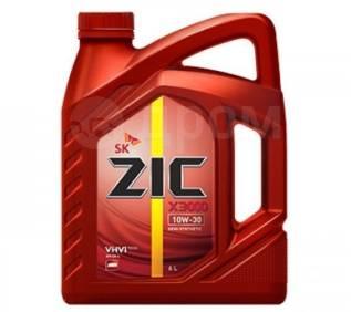 ZIC. Вязкость 10W-30, полусинтетическое