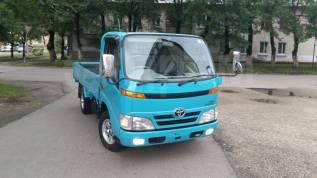 Toyota Dyna. Продается грузовик 4WD, 3 000куб. см., 1 500кг.