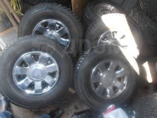"""Продам комплект колес. 7.0x16"""" 6x139.70 ЦО 105,0мм."""