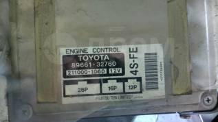 Блок управления двс. Toyota Vista, SV30 Toyota Camry, SV30 Двигатель 4SFE