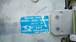 Блок управления двс. Toyota Carina, AT150 Toyota Corona, AT150 Двигатель 3ALU