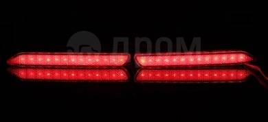 Катафот. Lexus: RC200t, RC350, NX200t, NX300h, RC300, IS F, RC300h, RC F, RX300, NX200 Toyota: Allion, ist, Aurion, Crown, Ipsum, Verossa, iQ, Corolla...