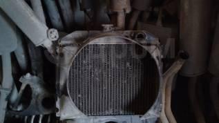 Радиатор охлаждения двигателя. ГАЗ