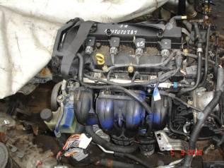 Двигатель в сборе. Mazda Mazda6 Двигатель L813