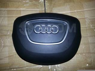 Крышка подушки безопасности. Audi: A8, Q5, A4, Q7, A7, A6, Q3, A3 Двигатели: CDSB, CDTA, CEJA, CEUA, CGWA, CGXA, CMHA, CREG, CTNA, CDNB, CDUD, CGLC, C...