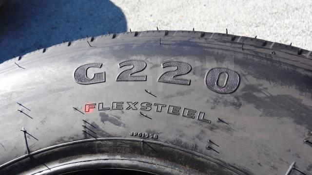 Goodyear Flexsteel G220. Летние, 2015 год, без износа, 1 шт