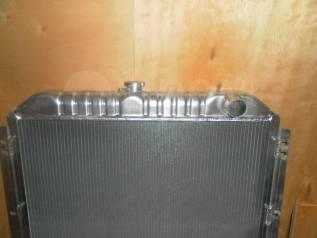 Радиатор охлаждения двигателя. Komatsu PC200