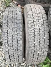Dunlop. Зимние, без шипов, 2011 год, 10%, 2 шт