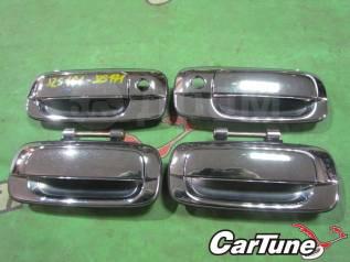 Ручка двери внешняя. Toyota Crown, JZS171, JZS171W