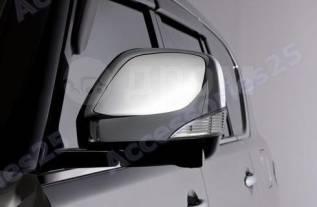 Корпус зеркала. Nissan Patrol, Y62