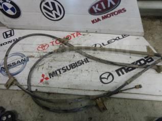 Тросик ручного тормоза. Toyota Sprinter Marino, AE101