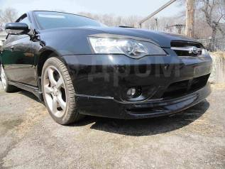 Губа. Subaru Legacy B4