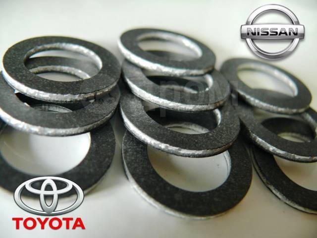 Прокладка радиатора. Toyota: Lite Ace, Corona, Ipsum, Pixis Joy, Corolla, MR-S, Altezza, Tundra, Pixis Truck, Sprinter, Vista, Tarago, Voltz, Succeed...