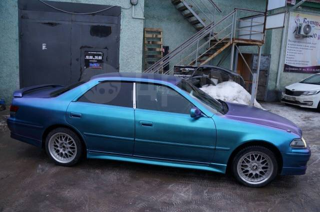 Спойлер. Toyota Mark II, GX100, JZX100, LX100. Под заказ