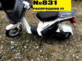 Suzuki Mollet. 49куб. см., исправен, птс, без пробега