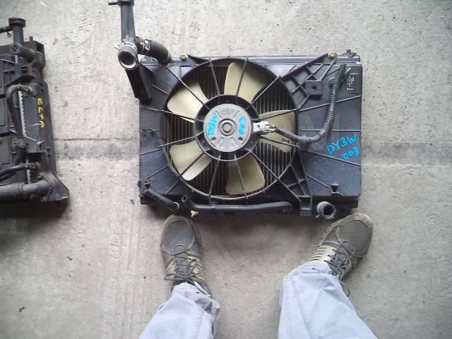 радиатор основной mazda demio в новокузнецке