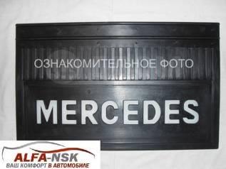 Брызговики. Mercedes-Benz Actros