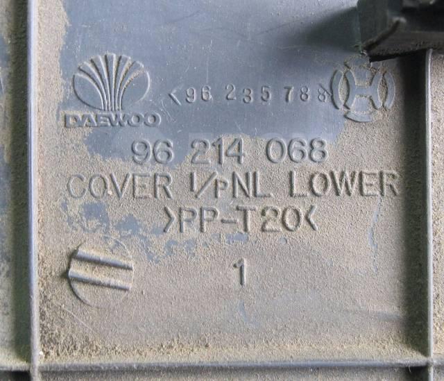 Панель рулевой колонки. Chevrolet Lanos