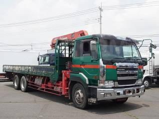 Nissan Diesel Condor. Nissan Diesel манипулятор, 500 стрела!, 21 198куб. см., 15 000кг. Под заказ