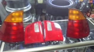 Стоп-сигнал. BMW X5, E53 Двигатели: M54B30, M57D30TU, M62B44TU, N62B48