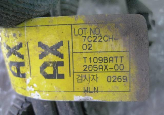 Жгут проводов на аккумулятор Chevrolet Lanos